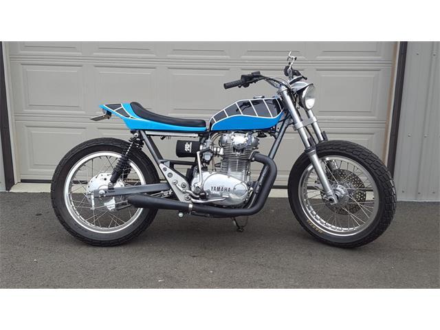 1980 Yamaha Motorcycle | 929527