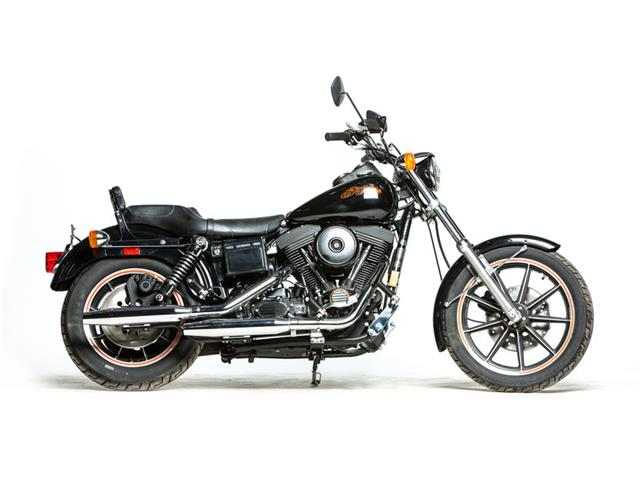 1991 Harley-Davidson Motorcycle | 929534