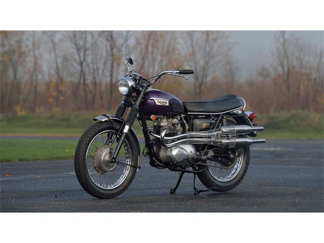 1970 Triumph Trophy 500 | 929538