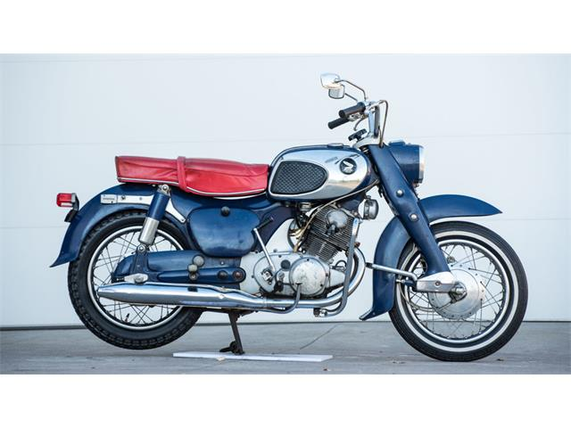 1966 Honda Motorcycle | 929545