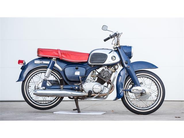 1966 Honda CA95 | 929546