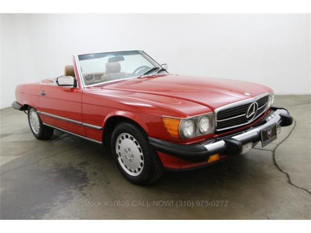 1987 Mercedes-Benz 560SL | 920955