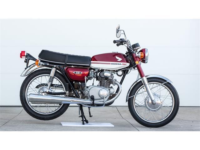 1972 Honda CB 175 | 929554