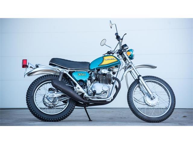 1972 Honda SL350 | 929559