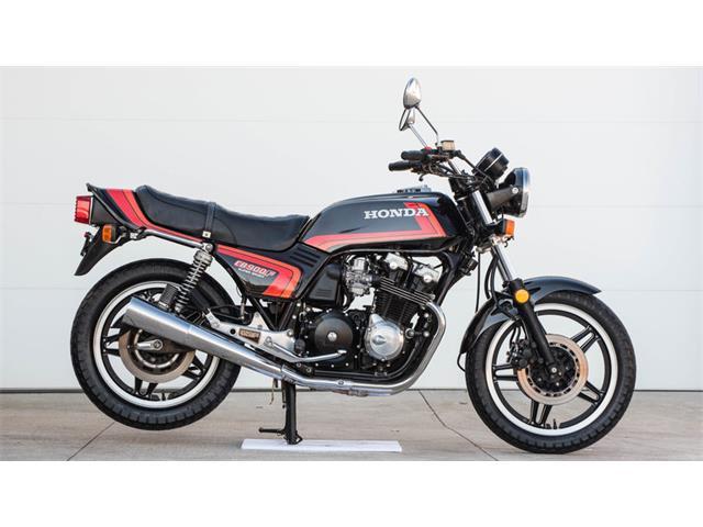 1982 Honda Motorcycle | 929571