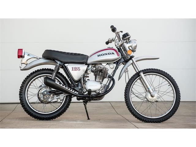 1971 Honda SL125 | 929572