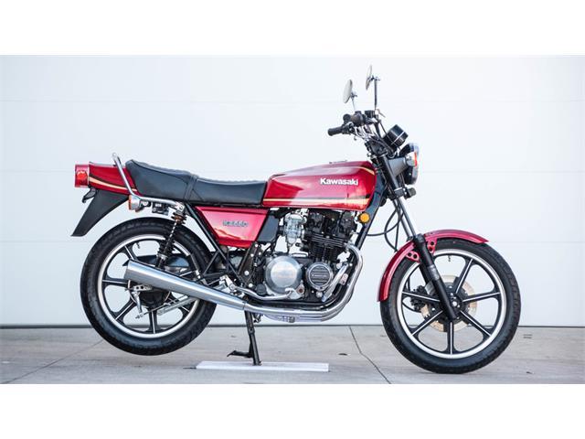 1981 Kawasaki KZ550 | 929573