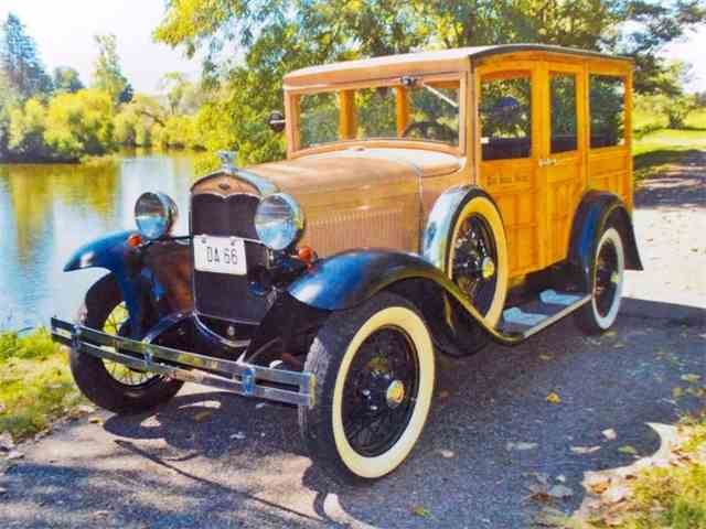1931 Ford Model A | 920958