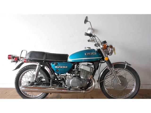 1971 Suzuki T500 | 929581