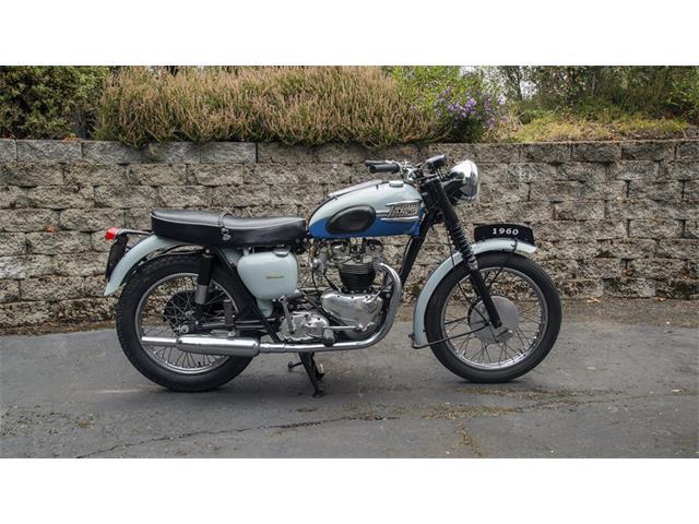 1960 Triumph Bonneville | 929601