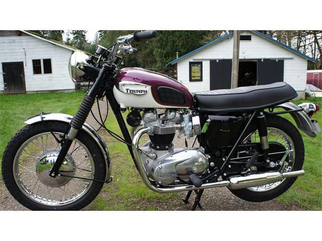 1967 Triumph Bonneville | 929606