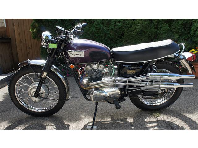 1970 Triumph T100C | 929609