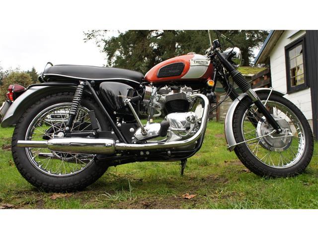 1969 Triumph Bonneville | 929614