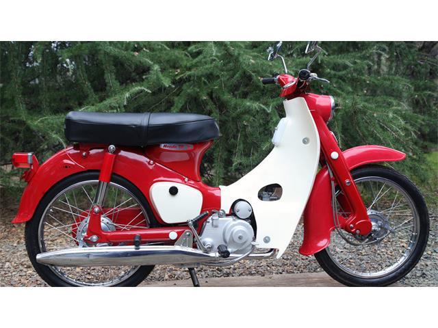 1963 Honda C-102 | 929615
