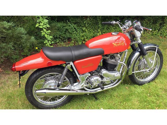 1972 Norton Fastback Commando | 929629