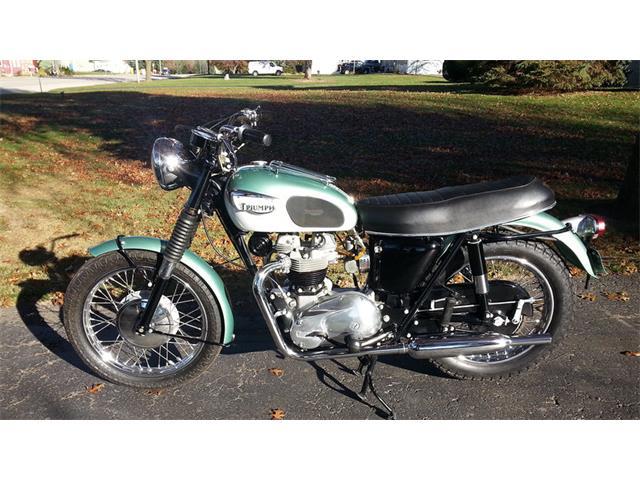 1967 Triumph TR6 | 929630