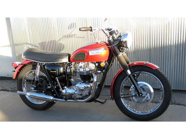 1969 Triumph TR6 | 929631