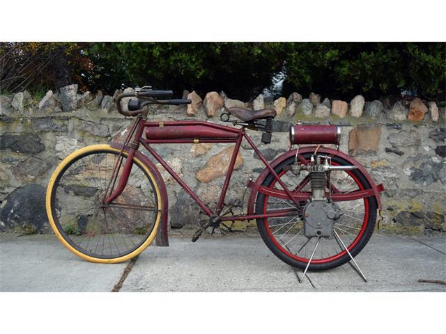 1921 Merkel Auto Bike | 929634