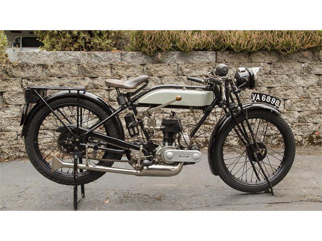 1927 Triumph 498 CC | 929638