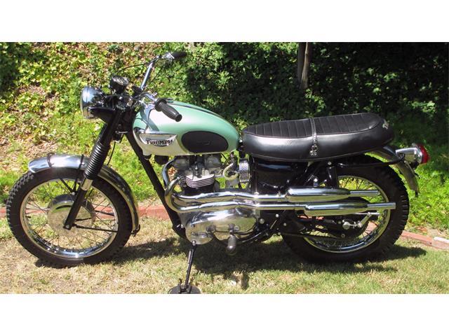1967 Triumph TR6 | 929644