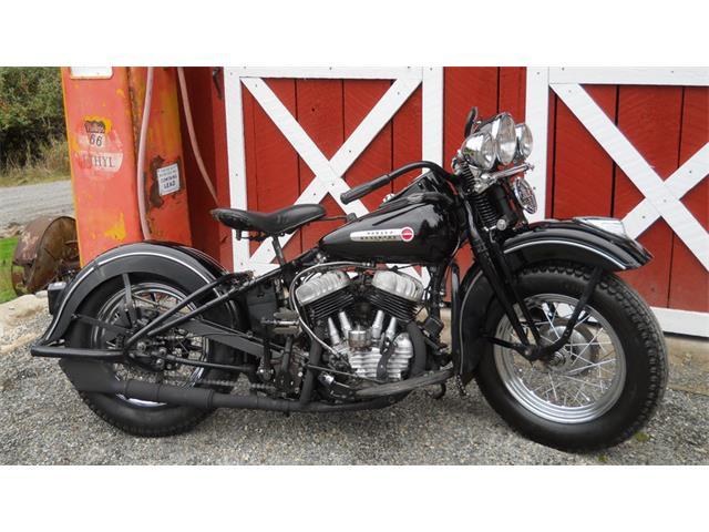 1949 Harley-Davidson F Head | 929647