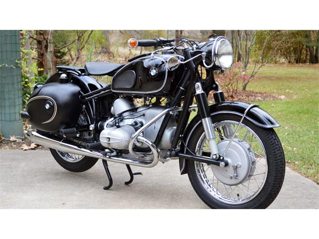 1967 BMW Motorcycle | 929650