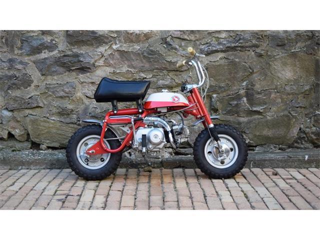 1972 Honda Trail 70 | 929655