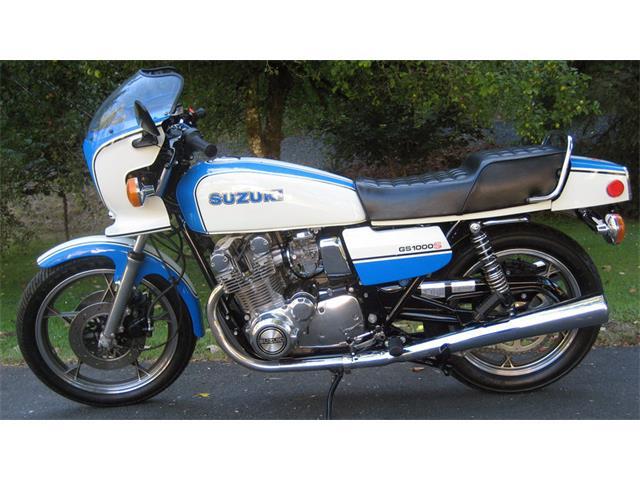 1980 Suzuki GS1000S | 929657