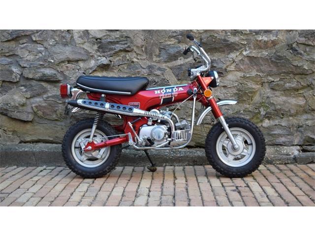 1972 Honda Trail 70 | 929659