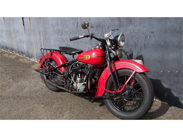 1938 Harley-Davidson W | 929662