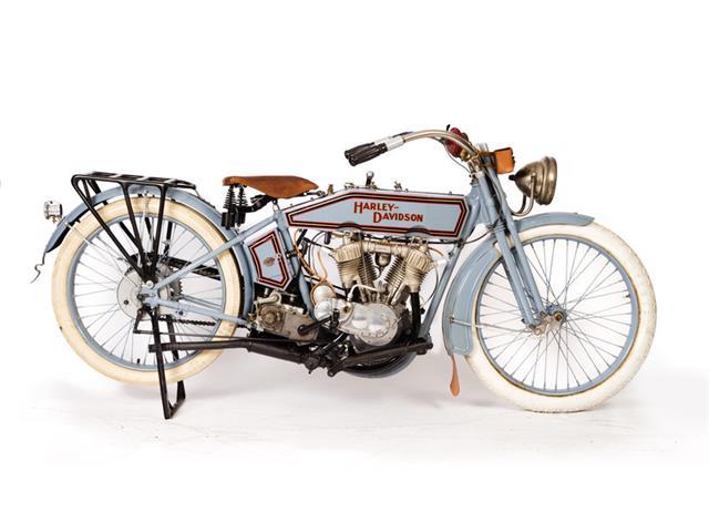1915 Harley-Davidson 11F Twin | 929663