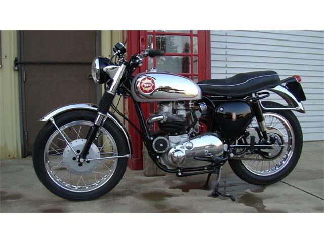 1963 BSA Rocket Gold Star | 929667