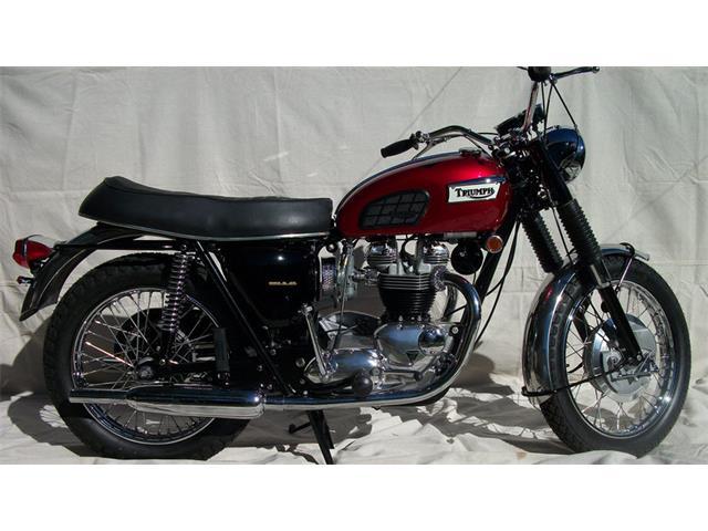 1969 Triumph TR6 | 929677