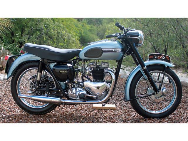 1955 Triumph Tiger | 929679