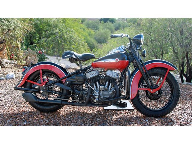 1942 Harley-Davidson WLA | 929682