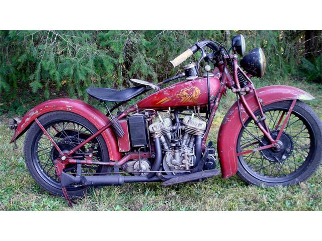 1937 Indian Junior Scout | 929684