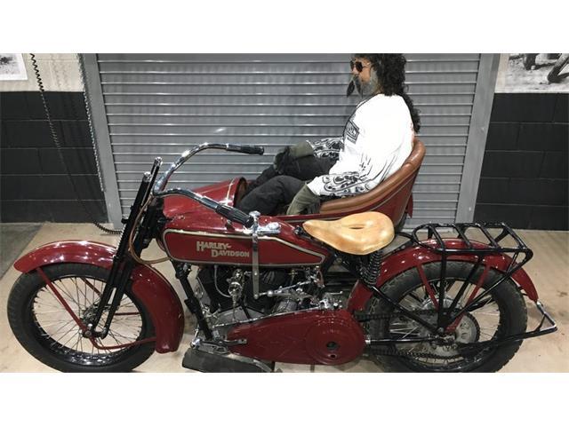 1918 Harley-Davidson 1 With Sidecar #5139 | 929685