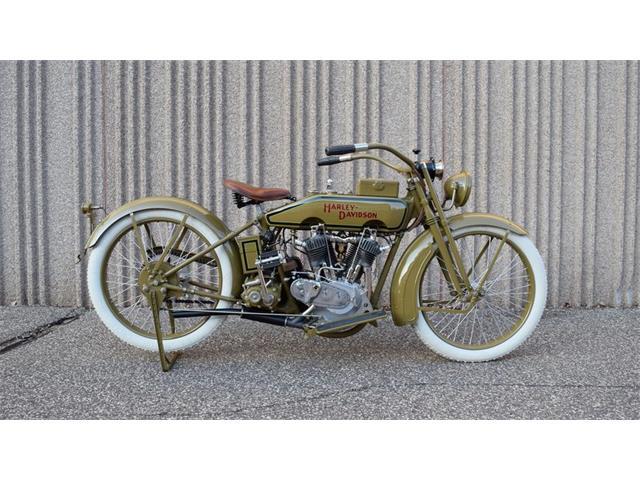 1918 Harley-Davidson L18T | 929686