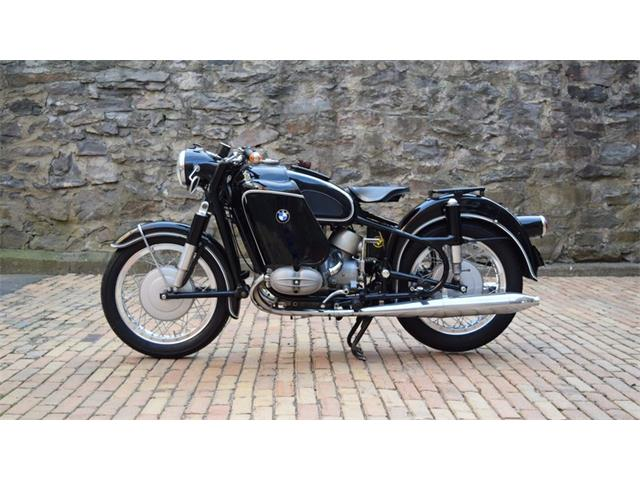 1964 BMW Motorcycle | 929688