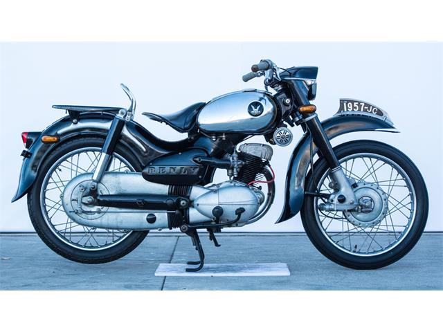 1958 Honda Benly JC58 | 929696