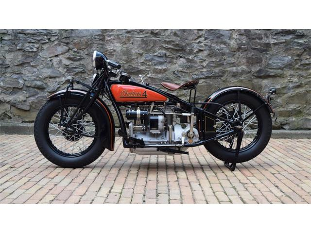 1935 Indian Motorcycle | 929703