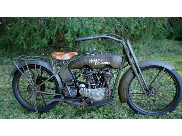 1918 Harley-Davidson F Model | 929705
