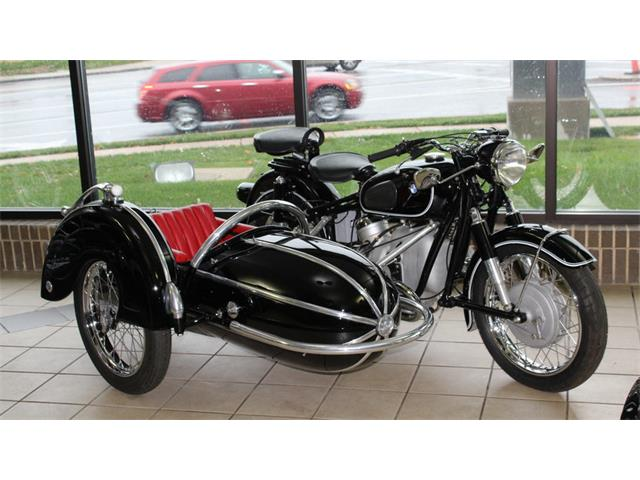 1964 BMW Motorcycle | 929707
