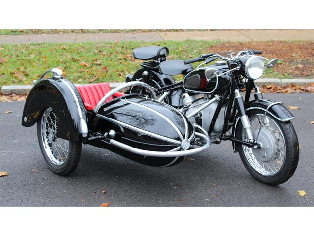 1964 BMW Motorcycle   929707