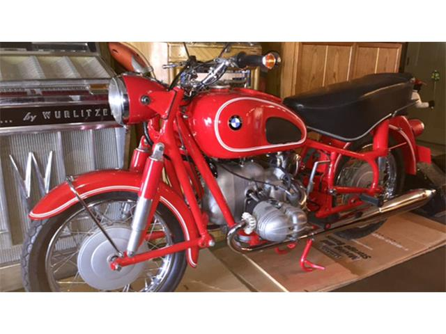 1967 BMW Motorcycle | 929718