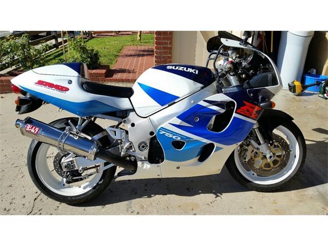 1998 Suzuki GSXR 750 SRAD | 929724