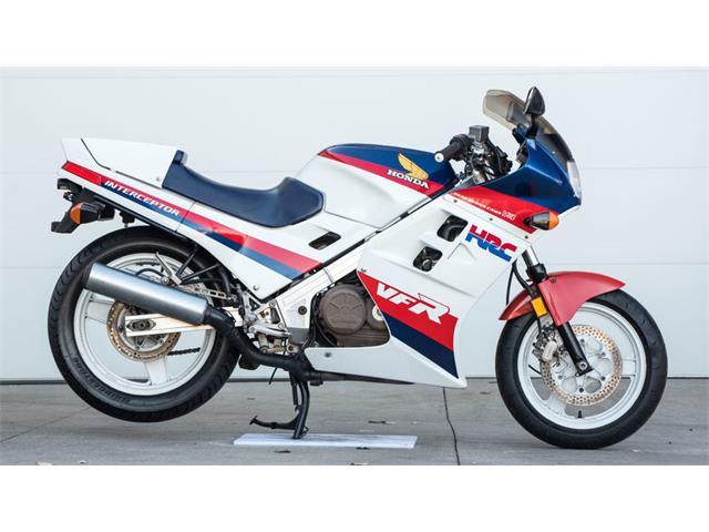 1986 Honda Interceptor VFR | 929726