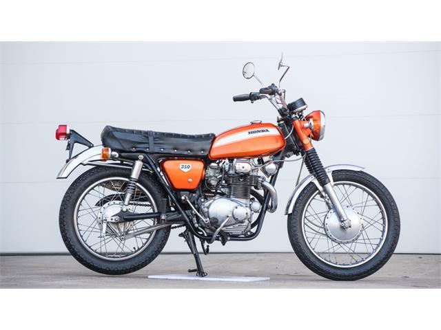 1970 Honda CL350 | 929728
