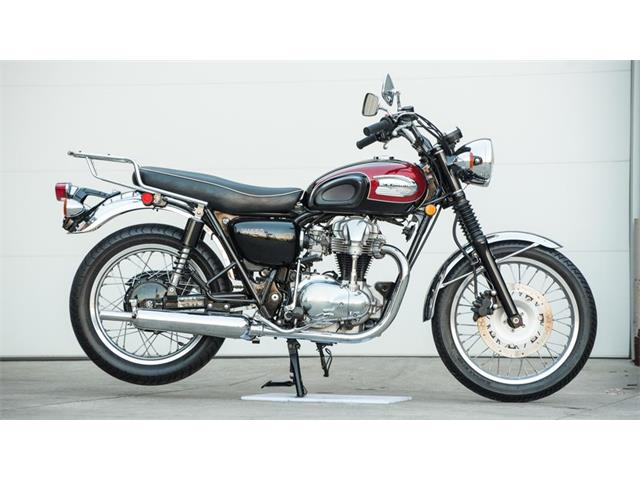 2000 Kawasaki W650 | 929732