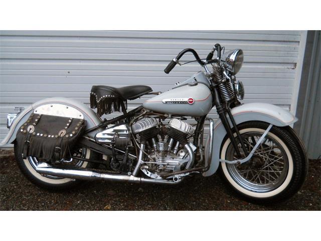 1952 Harley-Davidson WL | 929733